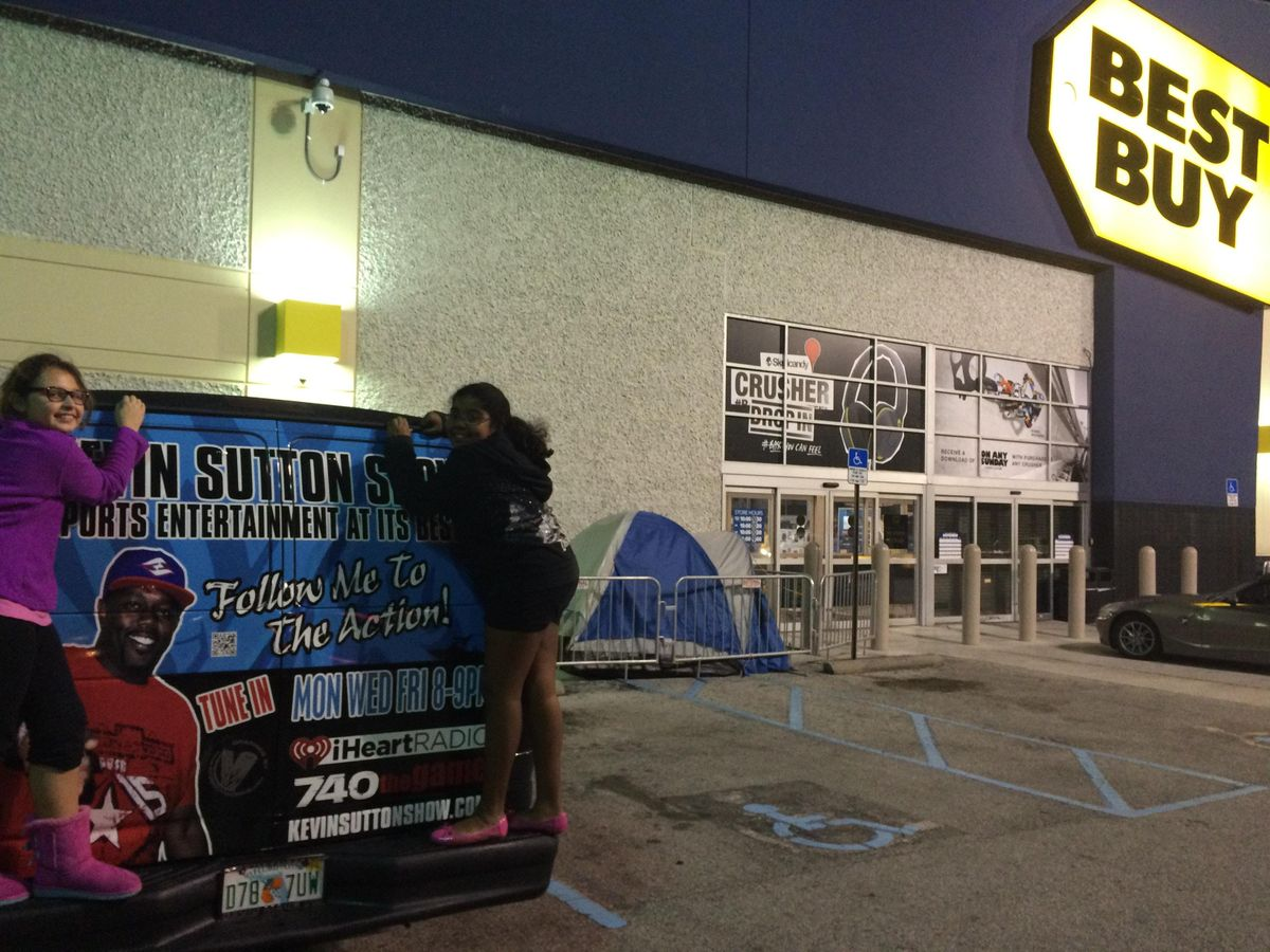 Boot Camp for New Dads @ Best Buy (Across From The Florida