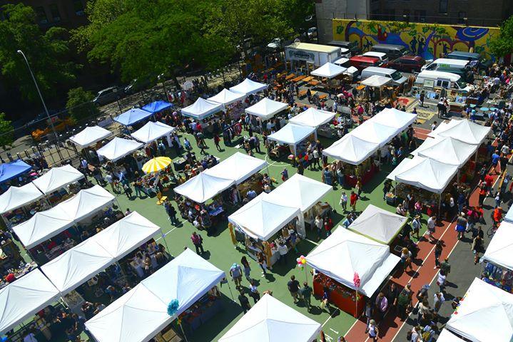 NYC Earth Day Bazaar