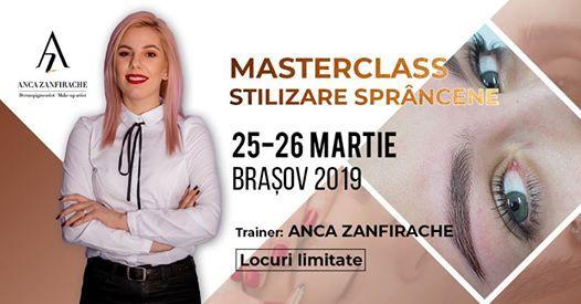 Masterclass Stilizare Sprancene