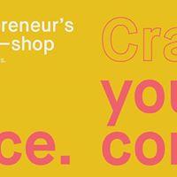 Entrepreneurs Workshop Craft Your Commerce