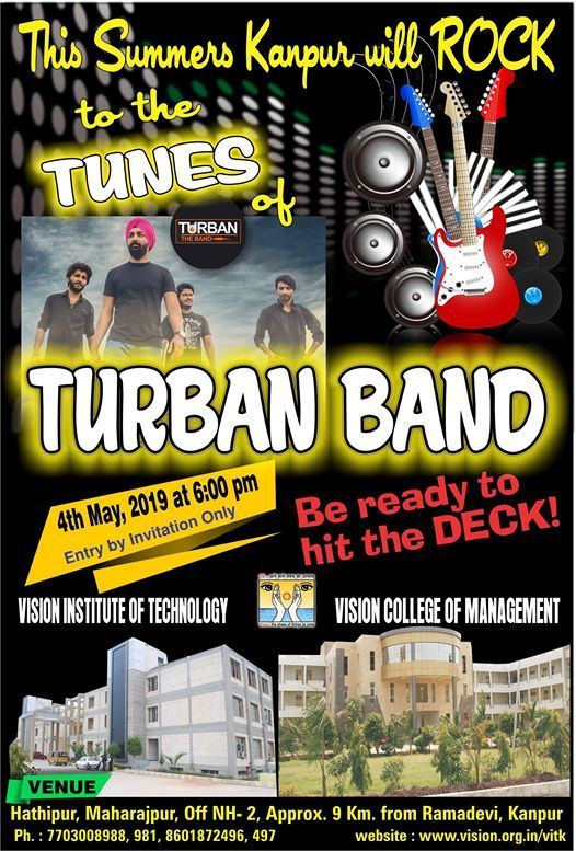 Musical Evening with Turban Band