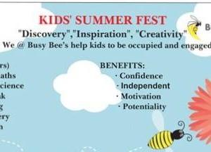Kids Summer Fest