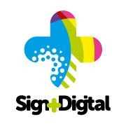 Sign+Digital Materials
