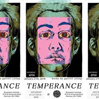 Temperance - works by Garrett Young