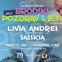 Brodski pozdrav ljetu 2017 by Prohibition bar