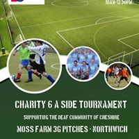 Charity 6 a side Tournament