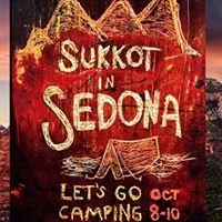 Sukkot in Sedona  Lets Go Camping