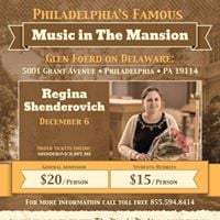 Musical Travel Through Time with Regina Shenderovich