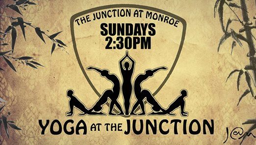 Yoga Sunday at The Junction