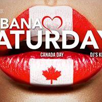 Cabana LOVES Canada DAY