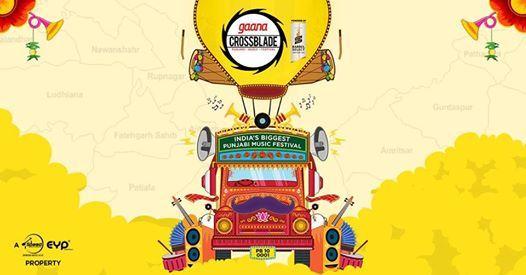 Gaana Crossblade Music Festival - Chandigarh 2019