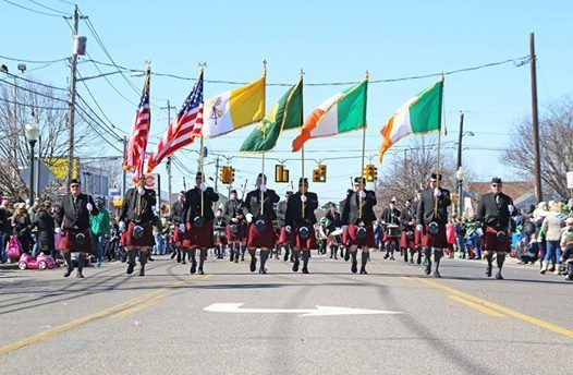 St. Patricks Day Parade Bayport-Blue Point