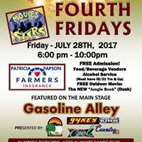 City of Alamogordo Fourth Friday in July