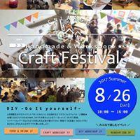 8.26 sat Craft Festival