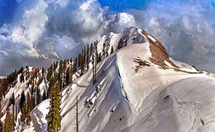 Hike To Miranjani Peak