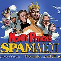 MuscUTS attends Monty Pythons Spamalot