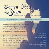 Women Food &amp Yoga