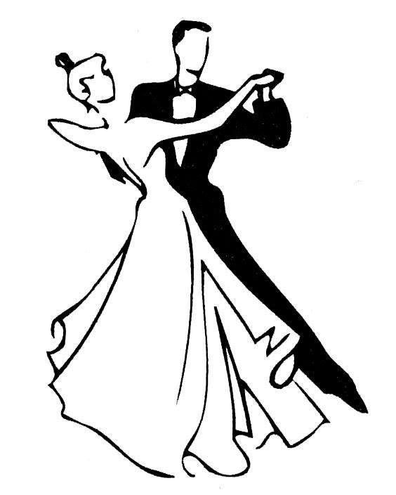 Výsledek obrázku pro ples černobílý