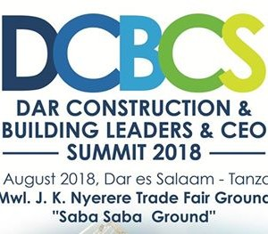 DAR CONSTRUCTION AND BUILDING LEADERS&ampCEO SUMMIT 2018