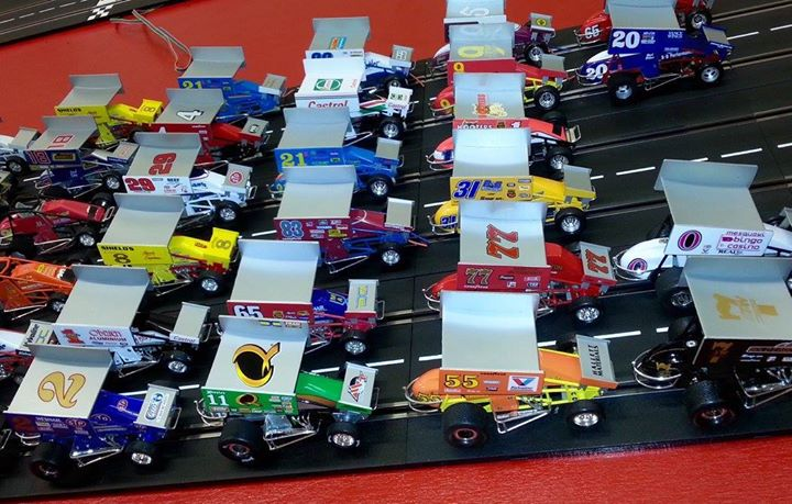 The Great Lehigh Valley Slot Car Show In Allentown At Allentown PA - Car show allentown pa