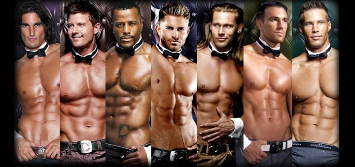 chippendales break the rules 2016 tour f229 billetter