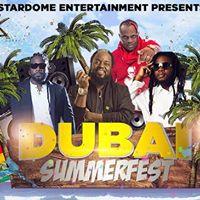 Dubai Summerfest ft. The Morgan Heritage