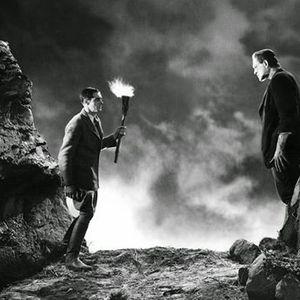 Kevin Toma plays Frankenstein