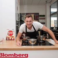 David Gillick Cookery Demo In-Store
