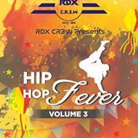 HIP HOP FEVER - Volume III