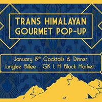 The Trans Himalayan Pop-Up with Sneha Saikia