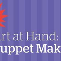 Art at Hand Puppet Making