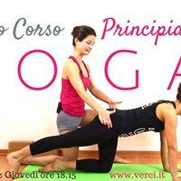 Yoga Corso Base