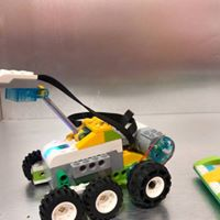 Robotics with LEGO WeDo