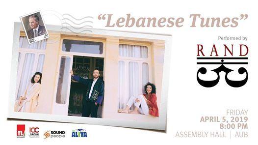 Lebanese Tunes Concert