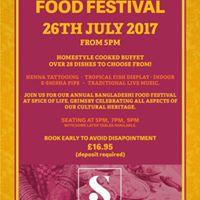 Bangladesh food festival