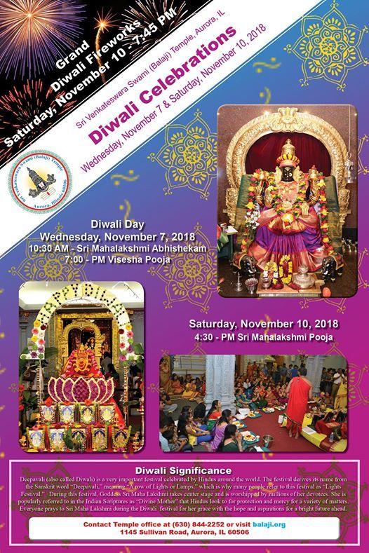Diwali Celebrations - 2018