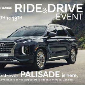 Grande Prairie Hyundai >> Gp Hyundai Ride Drive Event At Grande Prairie Hyundai Grimshaw
