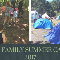 THE BIG FAMILY SUMMER CAMP (Liverpool)