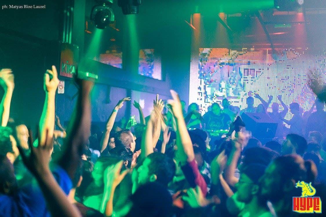 Fiesta HYPE en Kika club