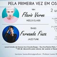 Workshop Fernanda Fiuza e Flvio Verne