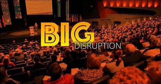 Big Disruption Summit