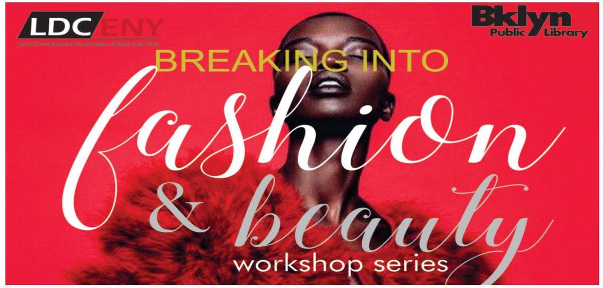 Breaking Into Beauty & Fashion Social Media