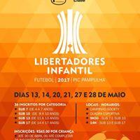 Libertadores Infantil