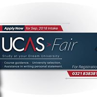 UCAS Fair in Lahore Gulberg