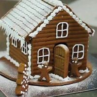Kids Master Class - Gingerbread House Making