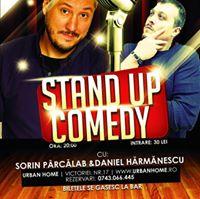 Stand-Up Sorin Prclab &amp Daniel Hrmnescu  Joi 23 Noiembrie
