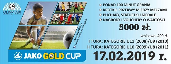 JAKO Gold Cup