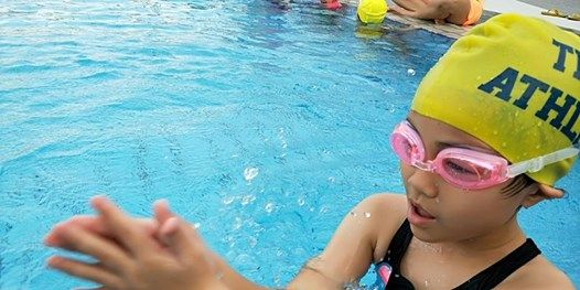 FREE 1 HOUR Trial Swimming Lesson at HeartbeatBedok Swimming Pool