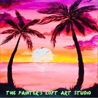 The Painters Loft Art Studio at Cocos Bakery in Riverside