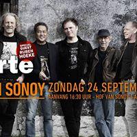 Johnny Laporte LIVE in Heeren van Sonoy
